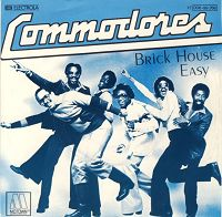 The Commodores - Brick House cover