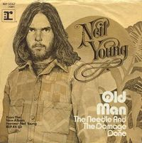 Neil Young - Old Man cover