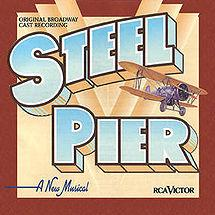 Debra Monk - Everybody's Girl (Steel Pier) cover