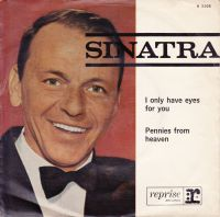 Frank Sinatra - I Only Have Eyes For You cover
