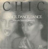 Chic - Dance Dance Dance (Yowsah) cover