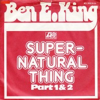 Ben E King - Supernatural Thing cover