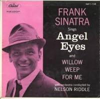 Frank Sinatra - Angel Eyes cover