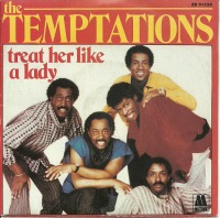 The Temptations - Treat Her Like A Lady cover