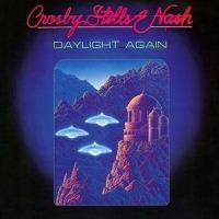 Crosby, Stills & Nash - Daylight Again cover