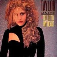 Taylor Dayne - Tell It To My Heart cover