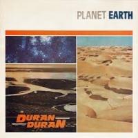 Duran Duran - Planet Earth cover