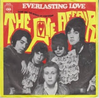 The Love Affair - Everlasting Love cover