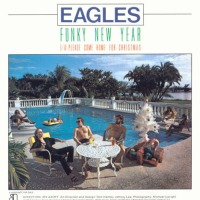 The Eagles - Funky New Year cover