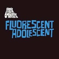 Arctic Monkeys - Fluorescent Adolescent cover