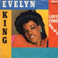 Evelyn King - Love Come Down cover