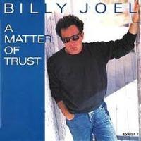 Billy Joel - A Matter of Trust cover