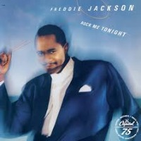 Freddie Jackson - Rock Me Tonight cover