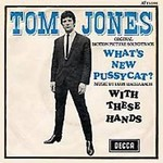 Tom Jones - What's New, Pussycat? cover