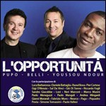 Pupo - L'opportunità cover