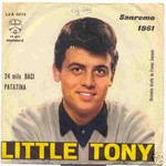 Little Tony - 24 mila (24000) baci cover