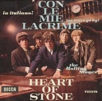 Rolling Stones - Con le mie lacrime (As tears go by) cover