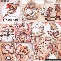 Nomadi - Gordon cover