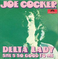 Joe Cocker - Delta Lady cover
