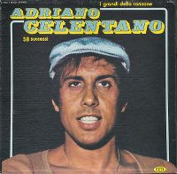 Adriano Celentano - Basta cover