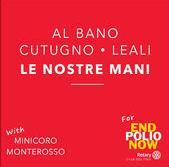 Al Bano, Toto Cutugno & Fausto Leali - Le nostre mani cover