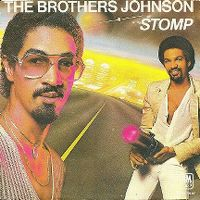 The Brothers Johnson - Stomp! cover