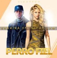 Shakira & Nicky Jam - Perro fiel cover