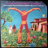Gino Santercole - Such a Cold Night Tonight cover