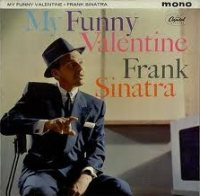 Frank Sinatra - My Funny Valentine cover