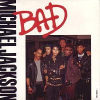 Michael Jackson - Bad cover