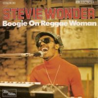 Stevie Wonder - Boogie On Reggae Woman cover