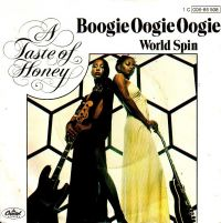 A Taste Of Honey - Boogie Oogie Oogie cover