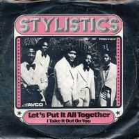 The Stylistics - Let's Put It All Together cover