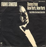Frank Sinatra - New York New York cover