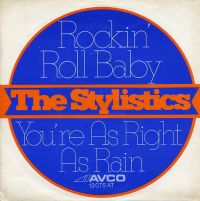 The Stylistics - Rockin' Roll Baby cover