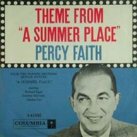 Percy Faith - Theme From A Summer Place cover