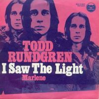 Todd Rundgren - I Saw The Light cover