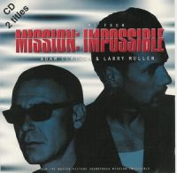 Adam Clayton & Larry Mullen - Theme from Mission Impossible 96 cover