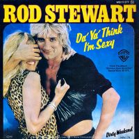 Rod Stewart - Do Ya Think I'm Sexy cover