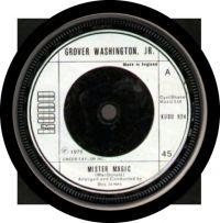 Grover Washington Jr. - Mister Magic cover