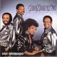 Gladys Knight & The Pips - Love Overboard cover