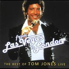 Tom Jones - The Bright Lights and You Girl cover