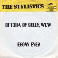 The Stylistics - Ebony Eyes cover
