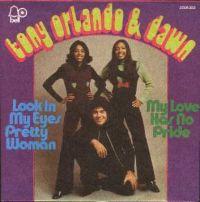 Tony Orlando & Dawn - Look In My Eyes Pretty Woman cover