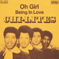 The Chi-Lites - Oh Girl cover