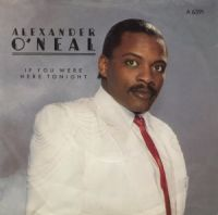 Alexander O'Neal - If You Were Here Tonight cover