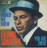 Frank Sinatra - The World We Knew (Over and Over) cover