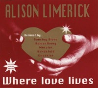 Alison Limerick - Where Love Lives (Frankie Knuckles Classic Mix) cover