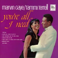 Marvin Gaye & Tammi Terrell - You're All I Need To Get By cover