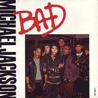 Michael Jackson - Bad cover